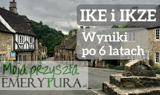 Wyniki IKE i IKZE po 6 latach od startu