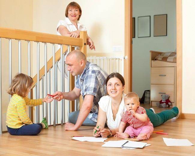 Rumah Anda Membentuk Harga Diri Anak Anda