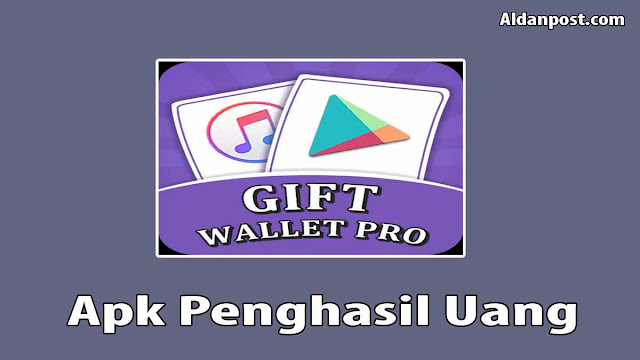 Gift Wallet Pro