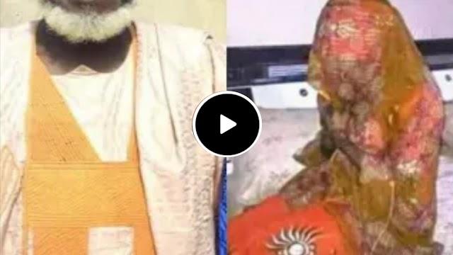 Kalli Video Yadda Wani Alhaji Ya Auro Yar Karamar Yarinya Ta Bashi Kunya A, Daren Farko