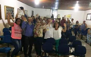 Professores municipais de Iramaia