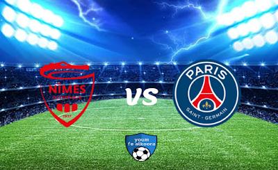 مشاهدة مباراة باريس سان جيرمان ولوريان بث مباشر اليوم 3-2-2021 في الدوري الفرنسي.