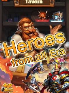 War of Heroes - Noble War Apk [LAST VERSION] - Free Download Android Game