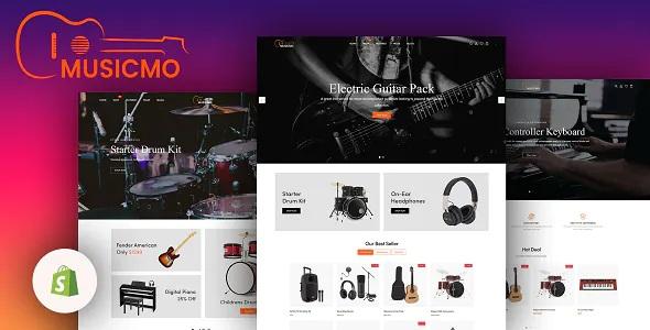 Best Musical Instruments Shop Shopify Theme