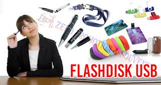 Flashdisk Usb merupakan salah satu rekomendasi souvenir menarik untuk media promosi