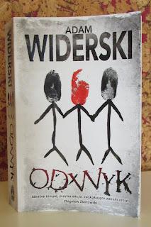 Takie książki - Taka Troche o  Adam Widerski - Odwyk
