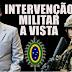 Bolsonaro manda o Exército se preparar para um eventual uso do Artigo 142