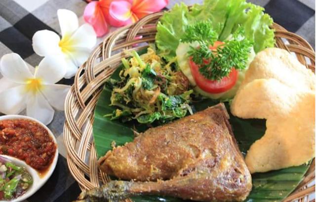 Bebek Bali Cikarang