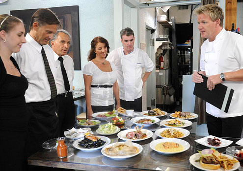 Le Bistro Restaurant Kitchen Nightmares