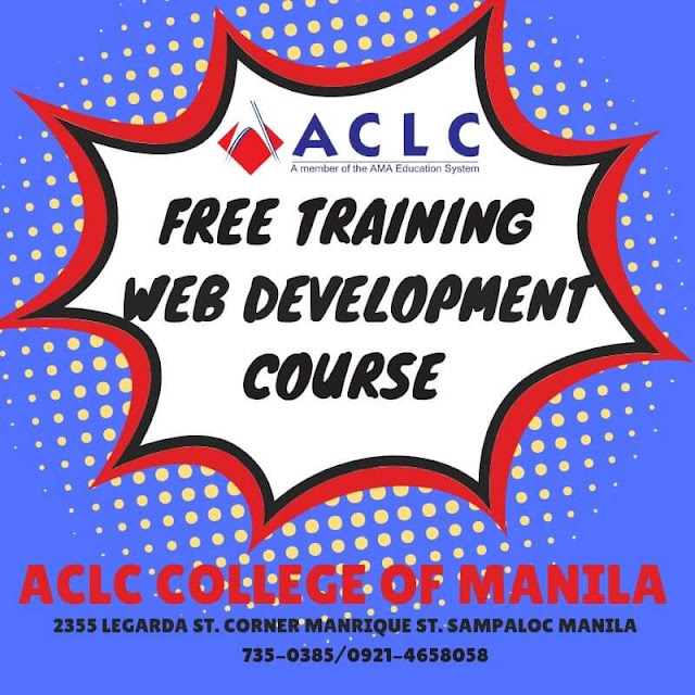 ACLC Web Development Course | FREE Training banner