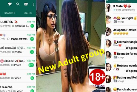 Adult Whatsapp Group Links 2020
