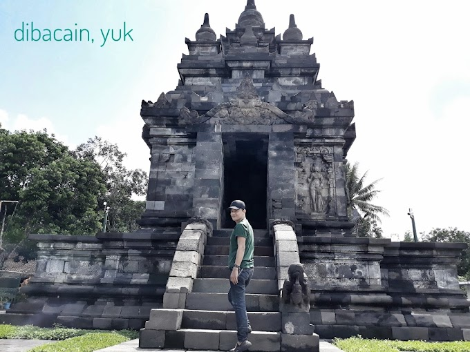 Menatap Warisan Raja Indra: Candi Pawon