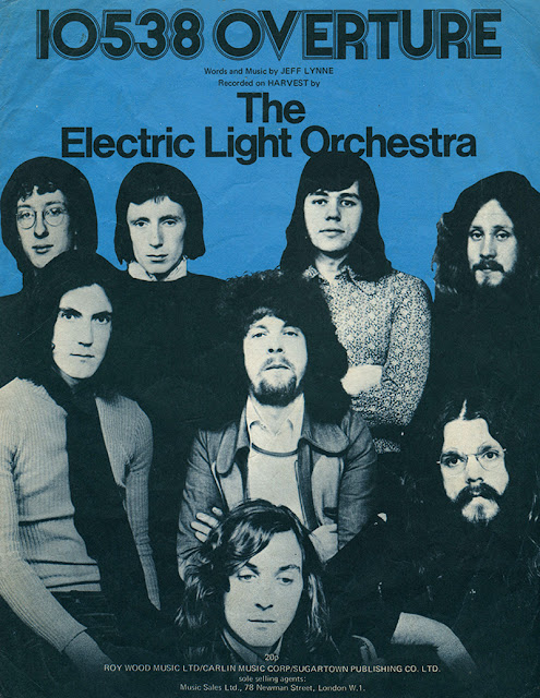 Electric Light Orchestra 1972 / 10538 Overture
