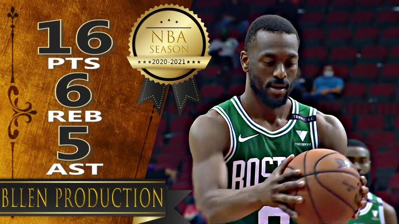 Kemba Walker 16pts 6reb 5ast vs HOU | March 14, 2021 | 2020-21 NBA Season