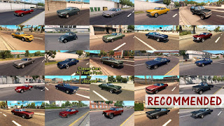 ats classic cars ai traffic pack v3.7 by jazzycat