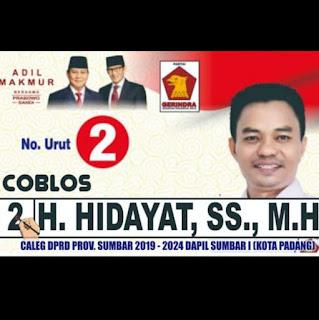 Hidayat, Ketua Fraksi Gerindra Sumbar yang Diduga Provokasi Mahasiswa Agar Turunkan Jokowi, Akhirnya Minta Maaf