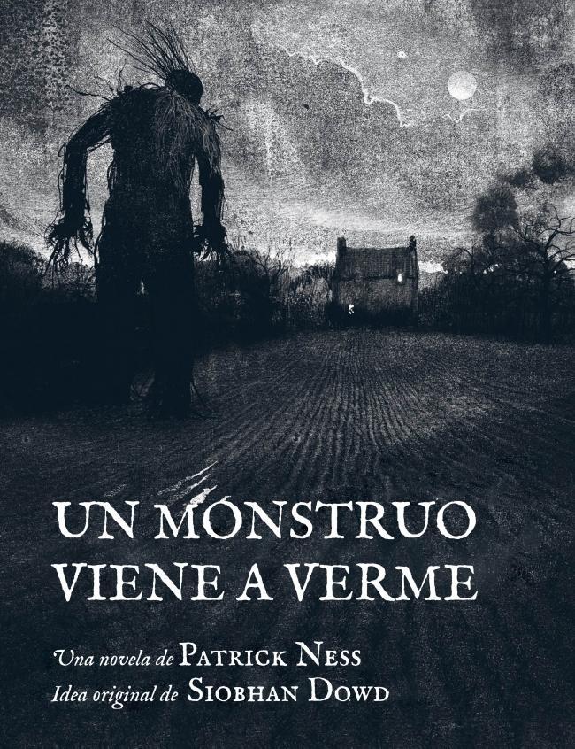 Resultado de imagen de blogspot, Un monstruo viene a verme (2016).