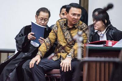 Wakil Rais Aam PBNU: Ahok Tak Pantas Tak Pantas Kutip Al-Quran