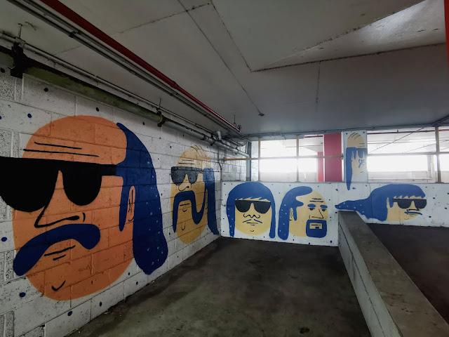 Street Art in Wollongong by Tom Gerrard