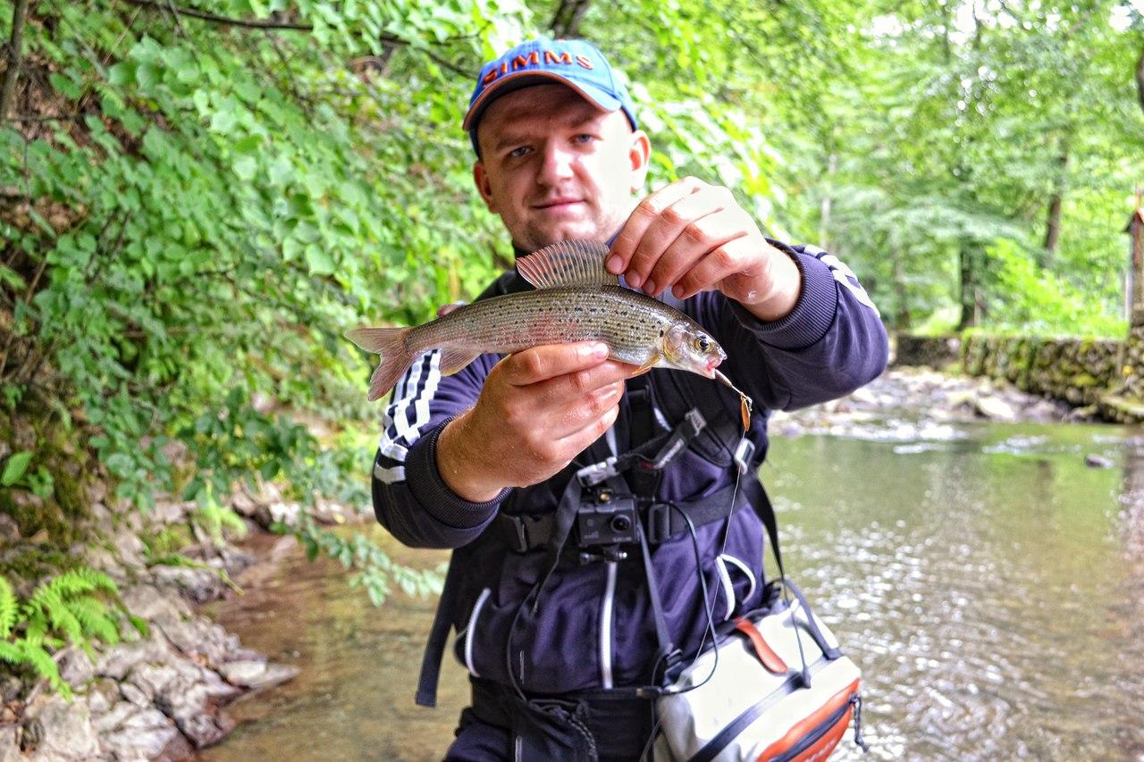Уловистая рыбалка (видео)