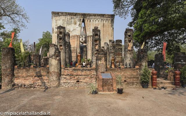 Wat Si Chum, Sukhothai, the temple