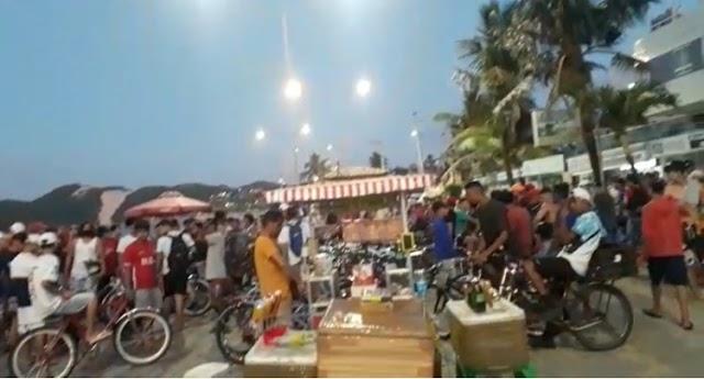 Ruas de acesso às praias de Natal podem ser fechadas caso aglomerações continuem