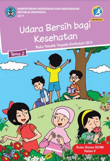 Buku Siswa Kelas 5 Tema 2 Revisi 2017 Kurikulum 2013