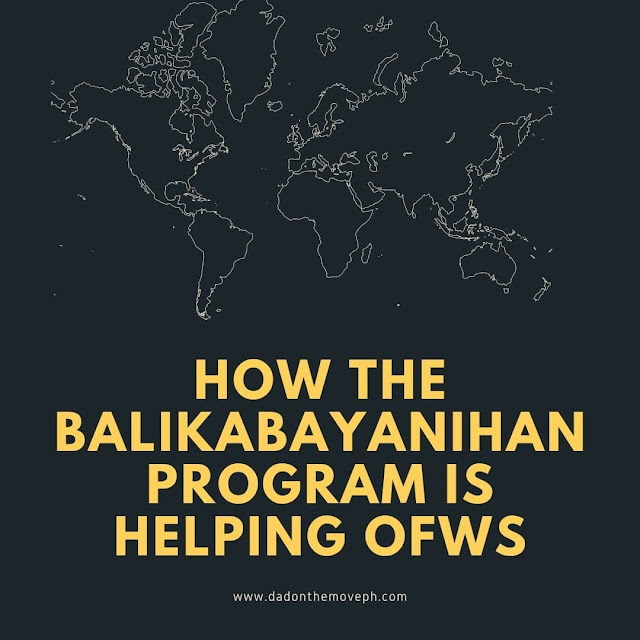 How The Balikabayanihan Program Is Helping Returning OFWs