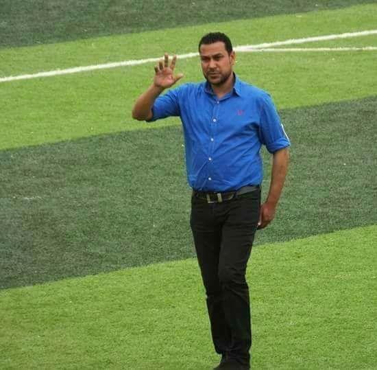 إقالة المدير الفني لـ أبو النمرس بسبب سوء النتائج