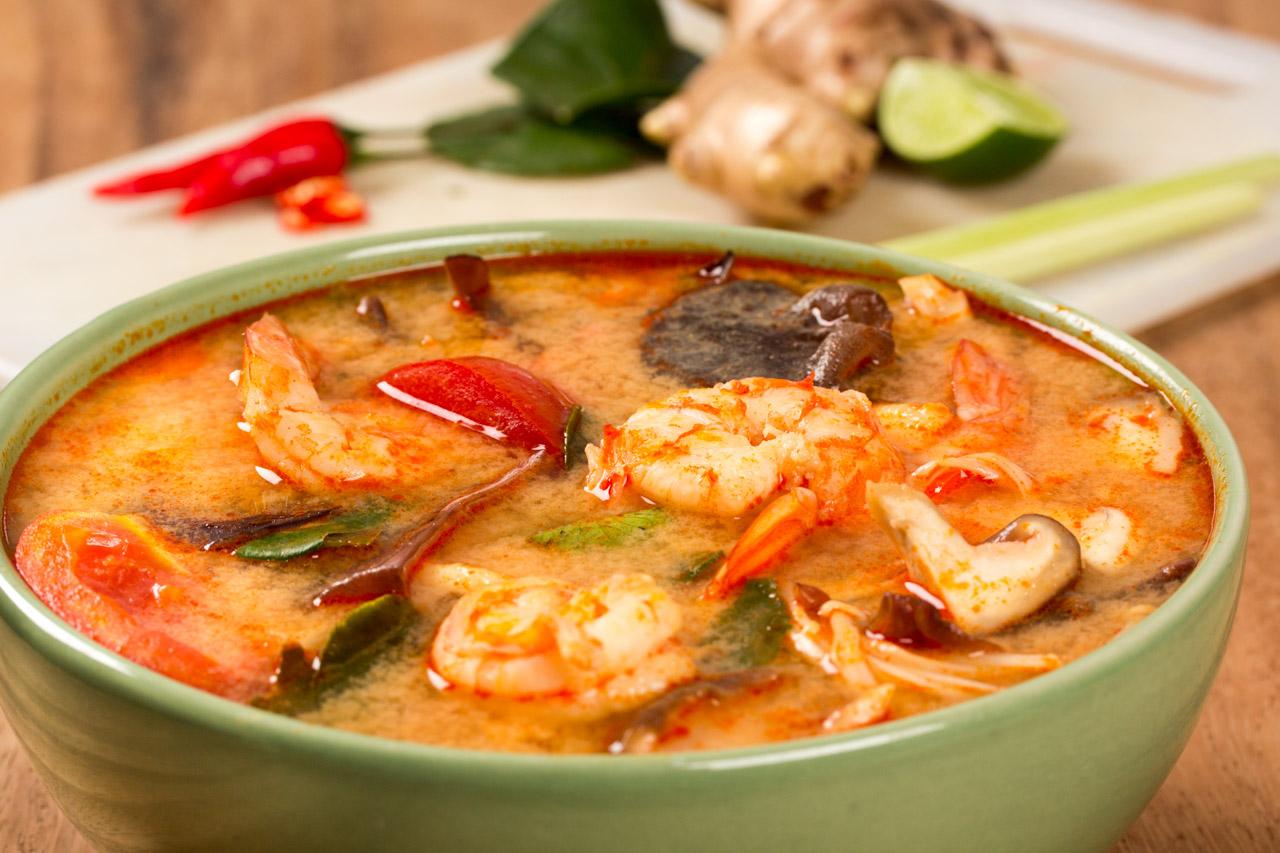 Cara Membuat Tom Yam Goong Thailand Aneka Resep Masakan