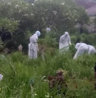 Pasien PDP Covid19 di Kota Mataram Meninggal, Hasil Test SWAB Belum Keluar