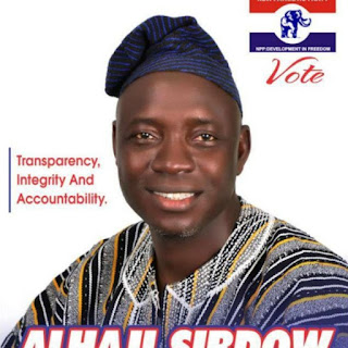 Campaign Decently For Sake Of Party Unity, Alhaji SAY Tells NPP PC Aspirants For Orphan Constituencies