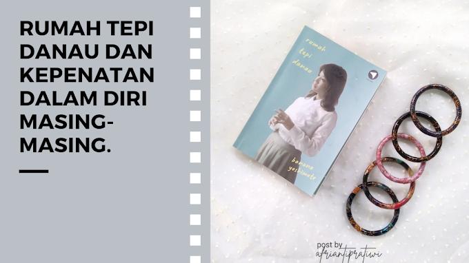 [Book Review] Rumah Tepi Danau by Banana Yoshimoto