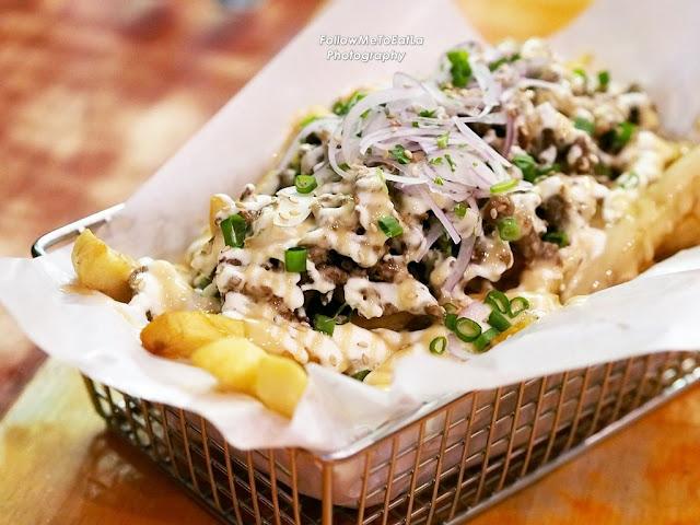 Bulgogi Fries RM 26