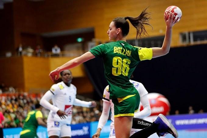 Brasil empata com a França no Mundial de Handebol feminino