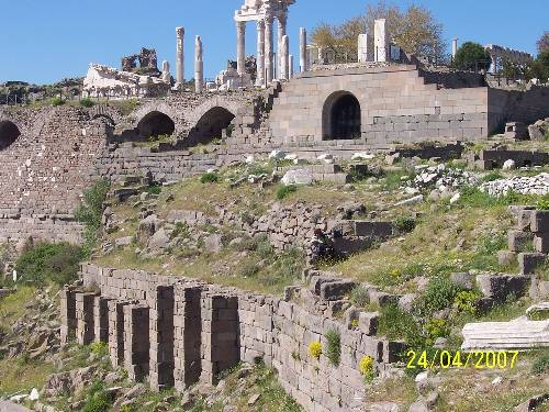 Pergamon, Bergama, Turki