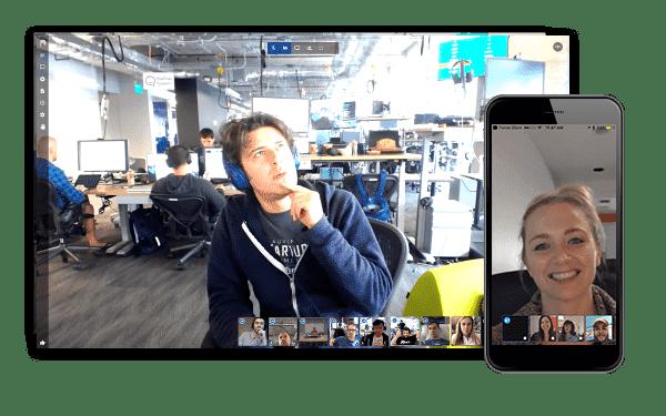 برامج أنظمه المؤتمرات - Video Conferencing