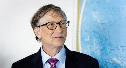 Bill Gates: Compared to the climate the coronavirus is easier to solve