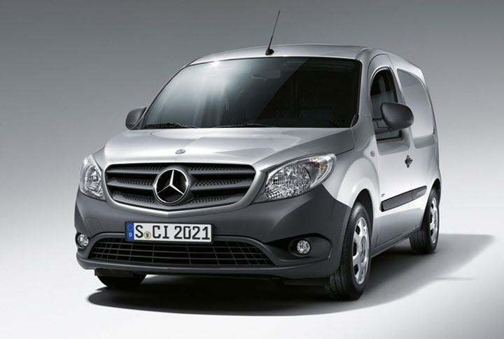 Dòng xe mới của Mercedes-Benz mang tên T-Class