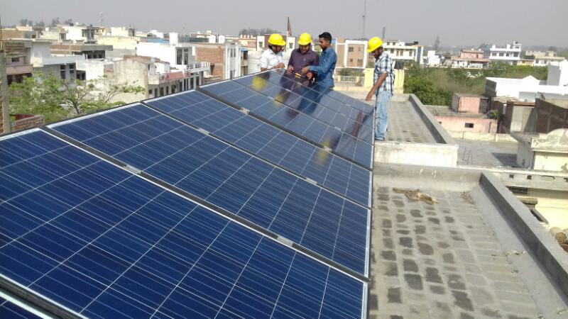 Mission of Rural India Solar Energy RISE Enterprise