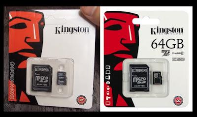 Cara Membedakan MicroSD Asli dan Palsu dengan Mudah