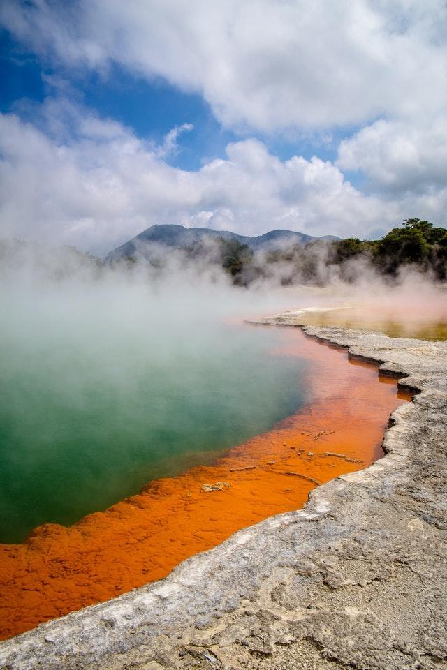 geothermal wonder of Iceland