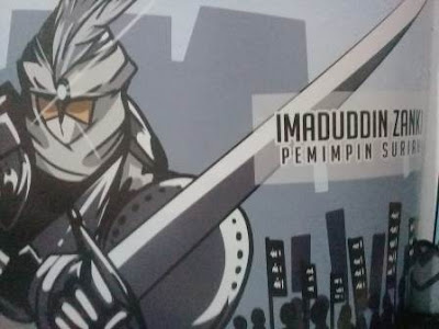 Mengenal Superhero Muslim Nuruddin Mahmud Zanki