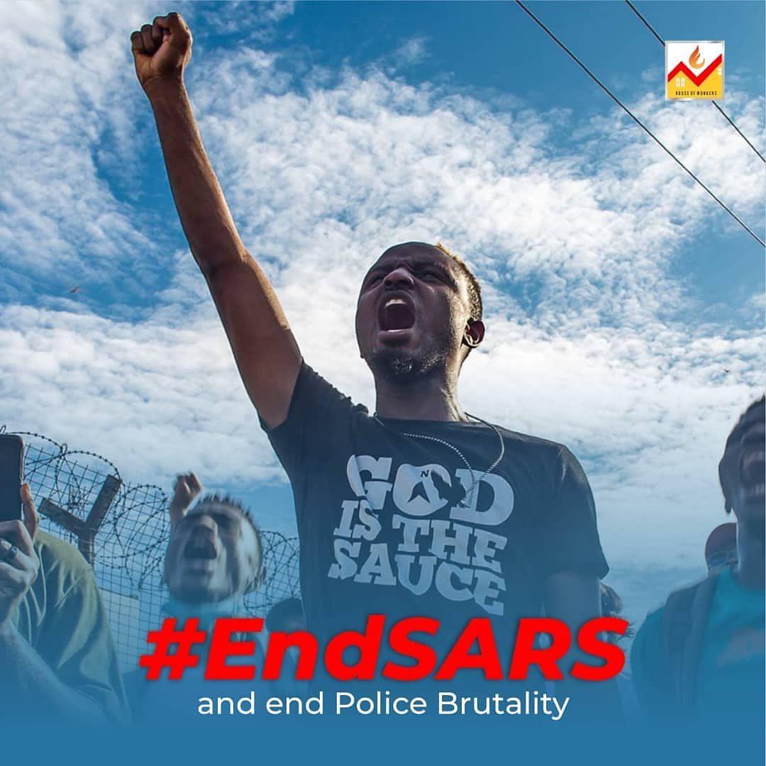 END SARS IN ENUGU