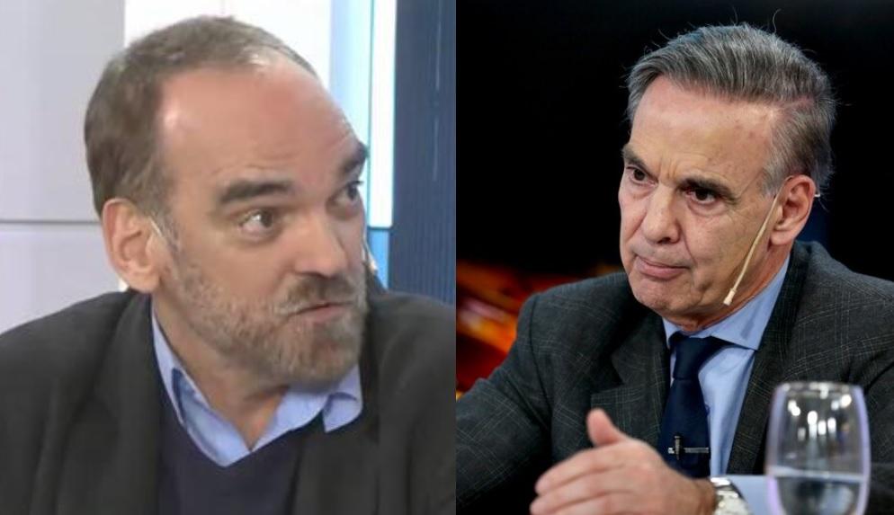 """Pichetto, muy duro contra Fernando Iglesias: """"Trabaja para restar y es funcional al oficialismo"""""""