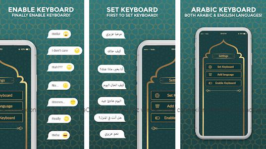 Clavier arabe-Clavier de frappe arabe