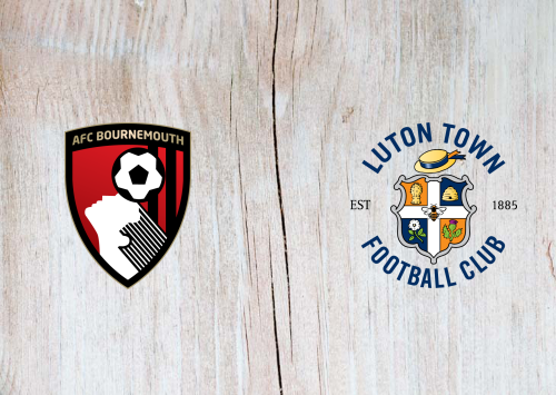 AFC Bournemouth vs Luton Town -Highlights 4 January 2020