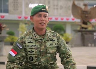 Letkol Inf Antoni Chandra Listyanto