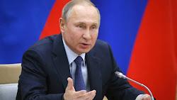 """Vladimir Putin felicita a Pedro Castillo: """"Le deseo éxito, salud y bienestar"""""""