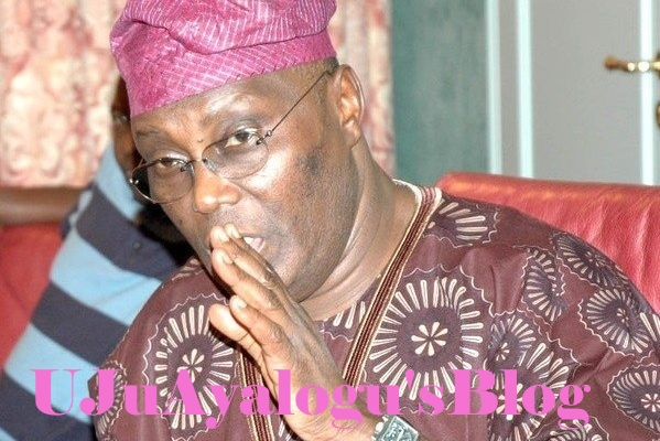 BACK TO ROOT :Atiku Formally declares for PDP